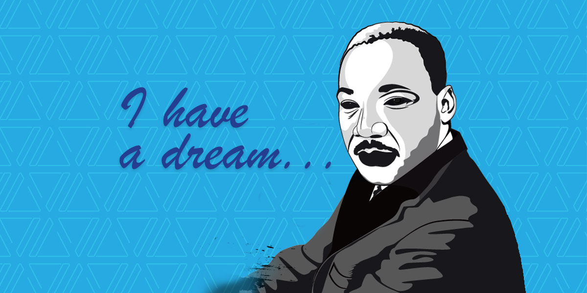 "Martin Luther King Jr. ""I have a dream"""