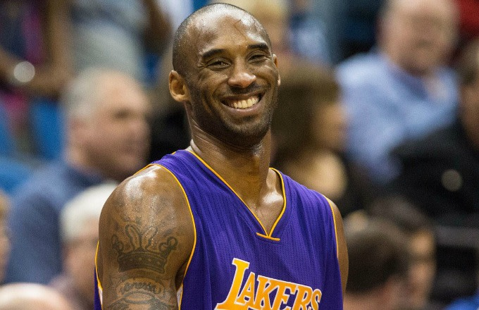 Study, Surround and Smile:  A Few Lessons I Learned from Kobe Bryant