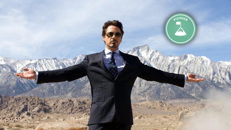 Tony Stark: The Pioneer